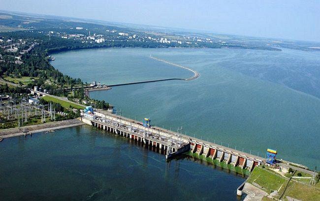 Наиболее критическая ситуация сложилась на Кременчугском водохранилище