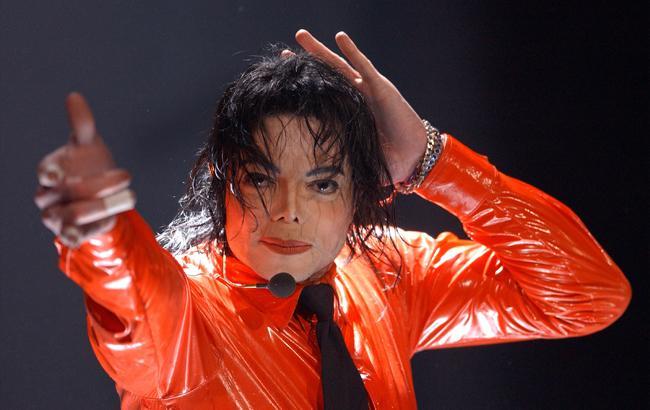 Фото: Майкл Джексон (Getty Images)