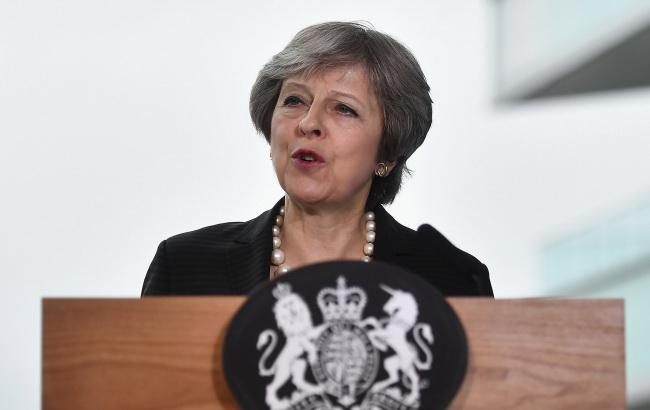 Мей попросить парламент підтримати угоду щодо Brexit