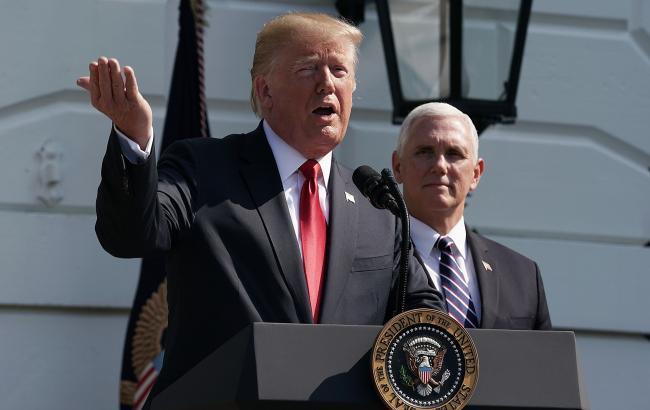 Фото: Дональд Трамп (Alex Wong/Getty Images)