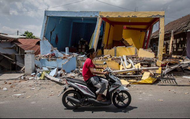 В Индонезии выросло количество жертв землетрясения