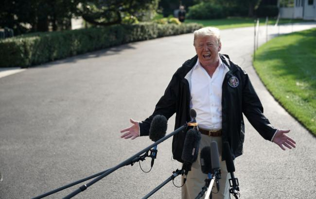 Трамп підтвердив можливу зустріч з Путіним в Парижі