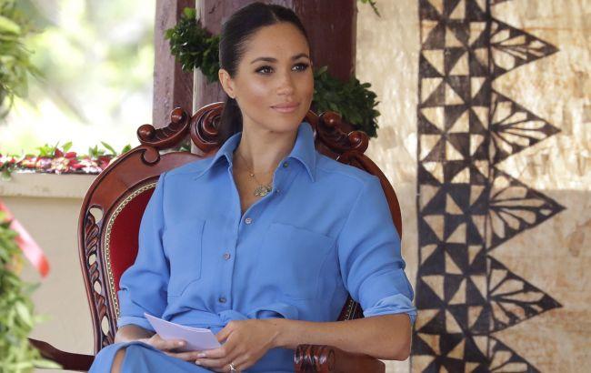Меган Маркл передала на похорон принца Філіпа особливий вінок: сама прилетіти не змогла