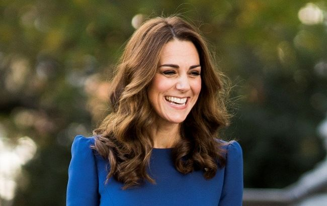 Леді досконалість: Кейт Міддлтон блищала в смарагдовому пальто на параді на честь Дня святого Патріка