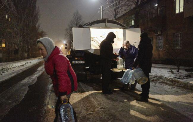 Из-за обстрела боевиков почти 50 городов и сел на Донбассе остались без воды