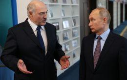 Путин и Лукашенко не обсуждали слияние России и Беларуси в одно государство, - Кремль
