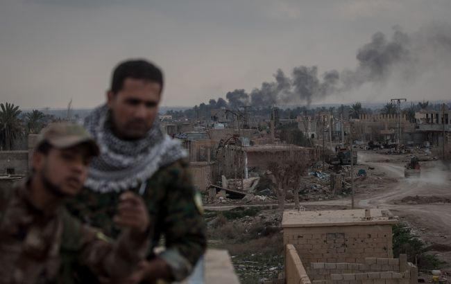 Во время авиаударов США по Сирии погибли 17 боевиков