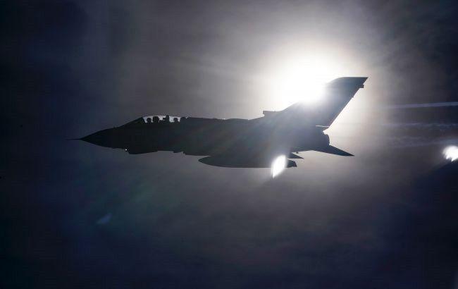 Винищувачі Британії перехопили бойовий літак Росії над Чорним морем