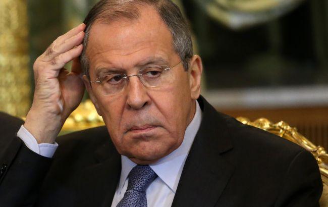 """Лавров обвинил генсека НАТО в """"поддержке неонацистов в Украине"""""""