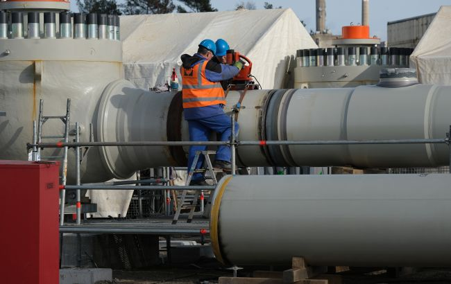 """В Германии регулятор начал сертификацию газопровода """"Северный поток-2"""""""