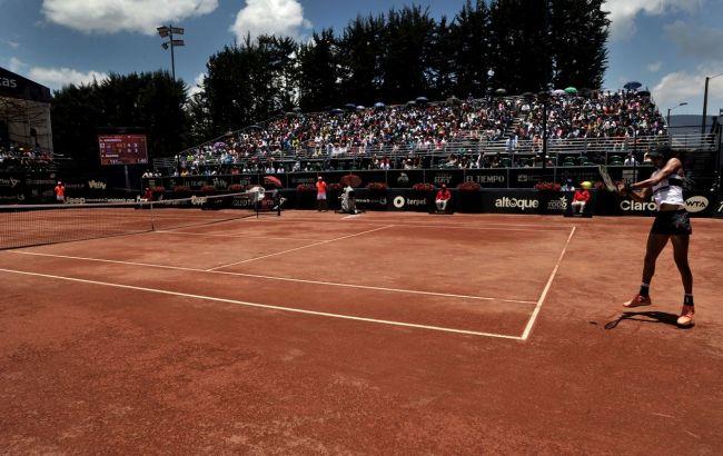 У професійному тенісі не відбудеться жодного матчу до кінця квітня