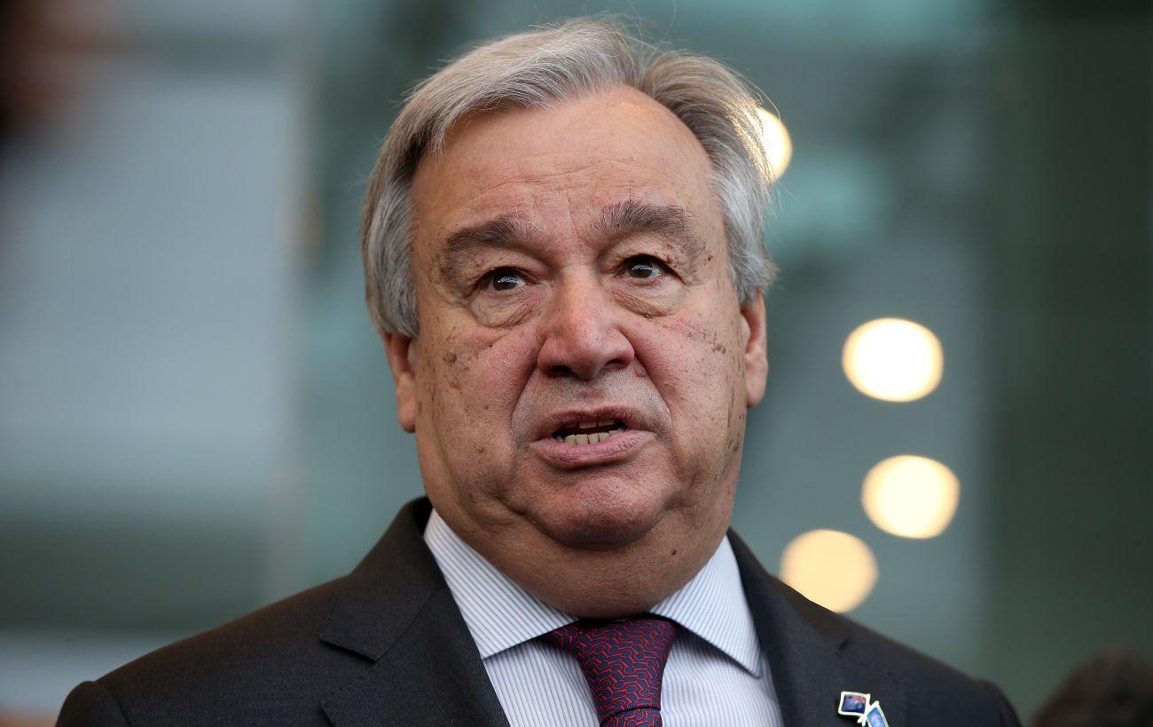 Генсек ООН о миротворцах на Донбассе: вряд ли будет соглашение в ближайшее время