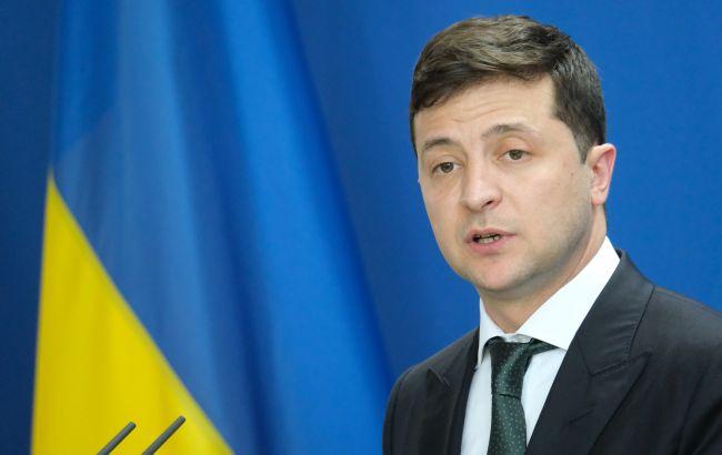 Зеленский: это будет фундаментальный год отношений Украины и США