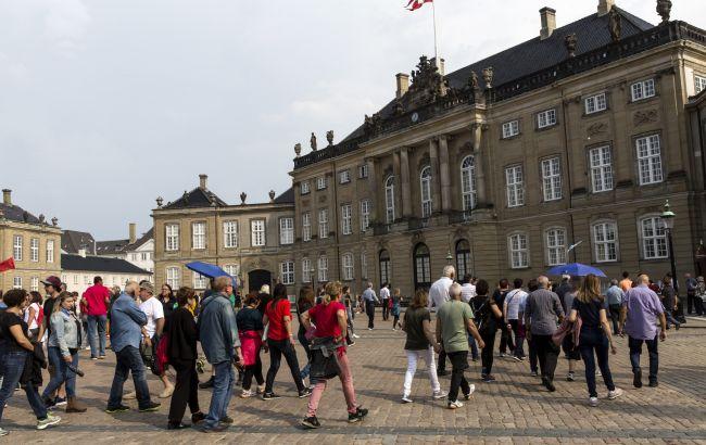 Центр Копенгагена запретят посещать людям с уголовным прошлым