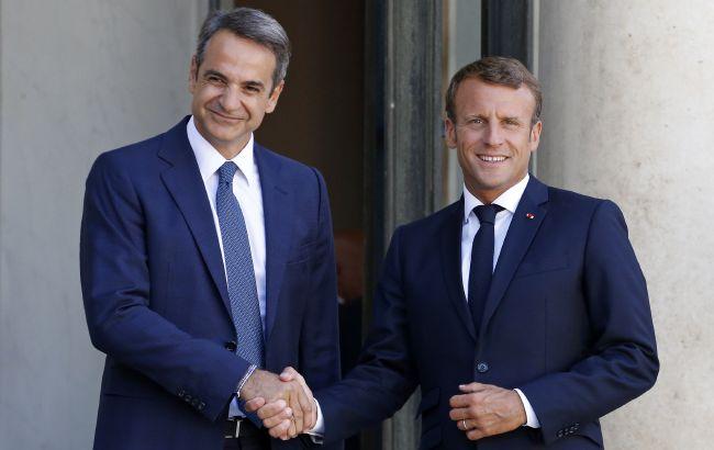 Франція і Греція уклали оборонну угоду на 3,5 млрд доларів
