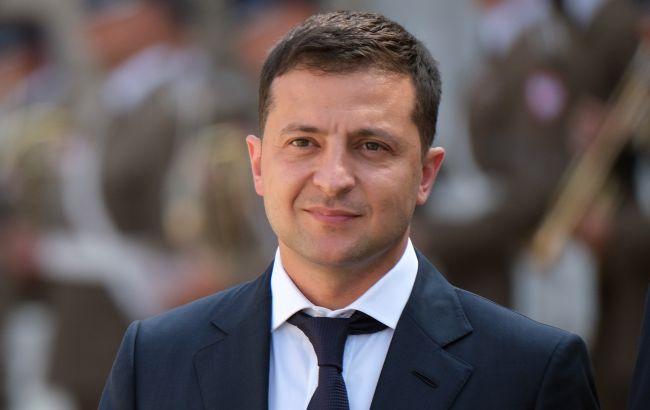 """Зеленський про можливу """"стіну"""" на Донбасі: буде голосувати народ"""