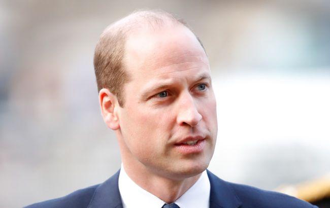 Принц Уильям вакцинировался от коронавируса