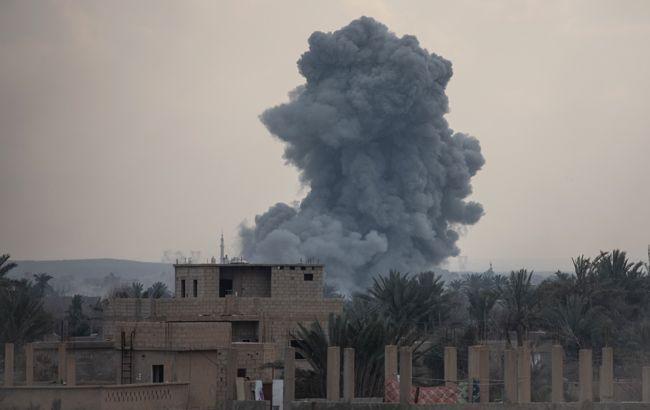 В результате авиаударов РФ в Сирии погибли более 30 человек