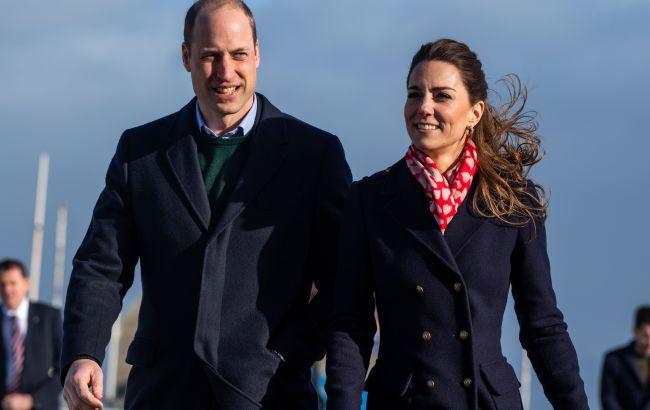 Кейт Міддлтон і принц Вільям запустили власний YouTube-канал: перше відео