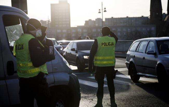 У Польщі за керування міським автобусом у п'яному вигляді українця оштрафували і позбавили прав