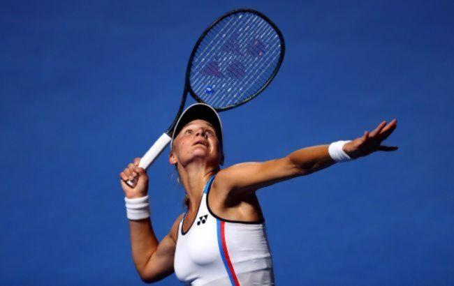 Ястремская вышла в полуфинал US Open в смешанном разряде