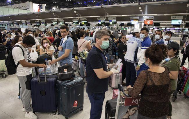 У листопаді США відкриють кордони для щеплених туристів