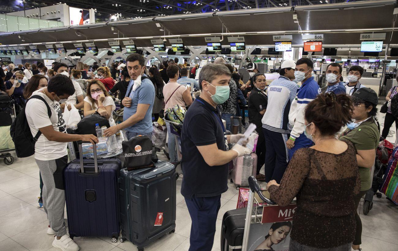 Германия с 25 июня открывает границу для вакцинированных туристов не из ЕС