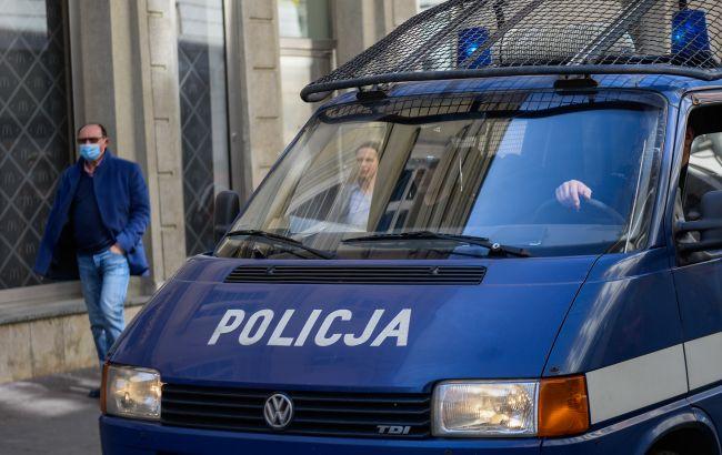 В Польше разоблачили банду угонщиков автомобилей, среди задержанных есть украинцы