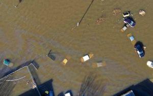 В Італії призупинили місцеві вибори через зливи та повені