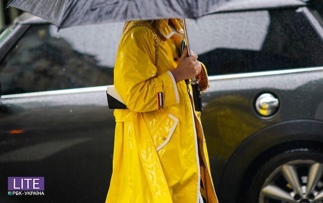 Дощі і грози: синоптики засмутили прогнозом погоди
