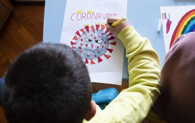 """У США повідомили про виникнення небезпечного синдрому у дітей після коронавірусу """"Дельта"""""""