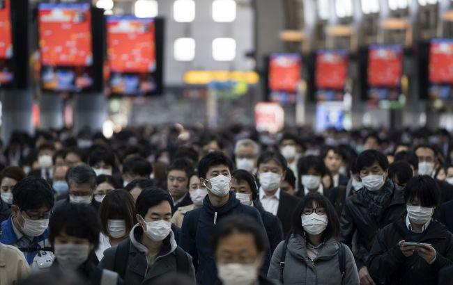 Япония фиксирует рекордное количество суточных COVID-заражений накануне Паралимпиады
