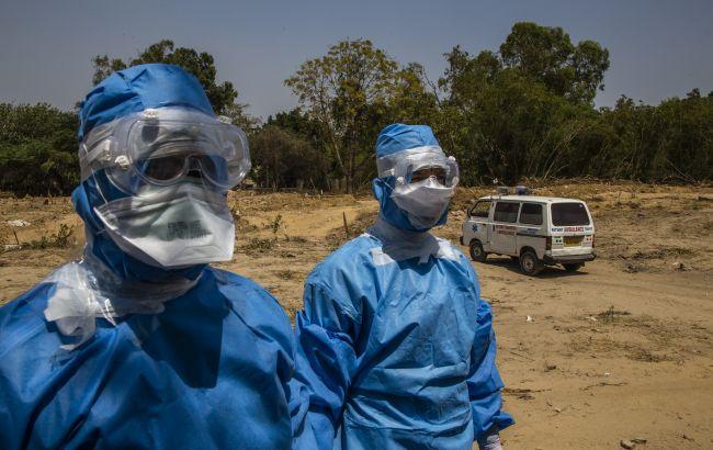 В Индии объявили эпидемию новой болезни в двух штатах