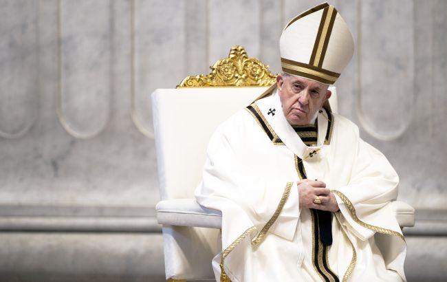 Папа Франциск поздравил православных и греко-католиков с Пасхой