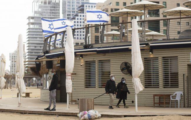 Ізраїль повертає COVID-перепустки і вводить заборону на відвідування чотирьох країн