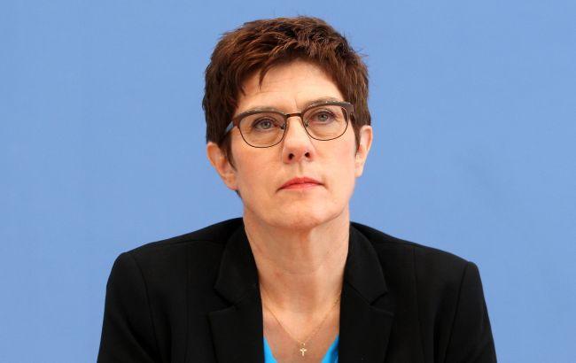 Германия обвинила Россию в провокациях из-за наращивания войск возле Украины