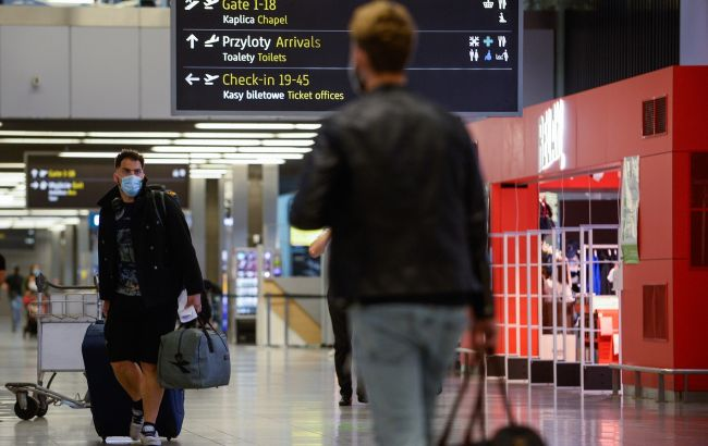 Польща посилила карантин для мандрівників з Великобританії
