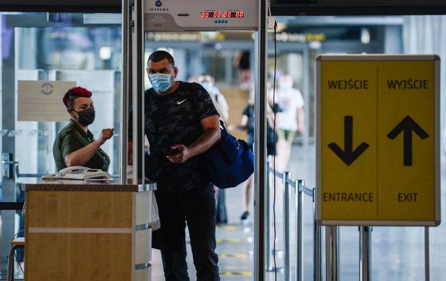 Україна скасувала самоізоляцію для іноземців при транзитному в'їзді