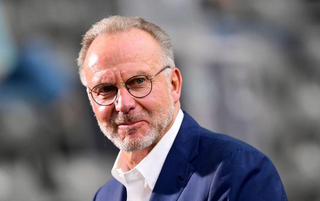 """Глава """"Баварії"""" про Суперлігу: не думаю, що вирішить фінансові проблеми європейських клубів"""