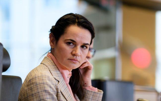 Тихановская призвала США расширить санкции против режима Лукашенко