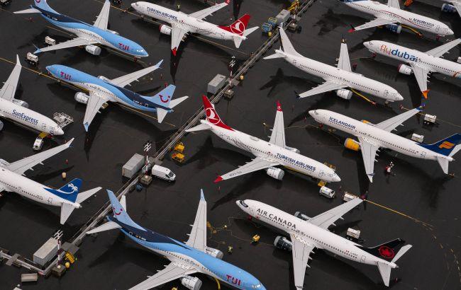 Відмова від польотів над Білоруссю: які авіакомпанії облітають країну