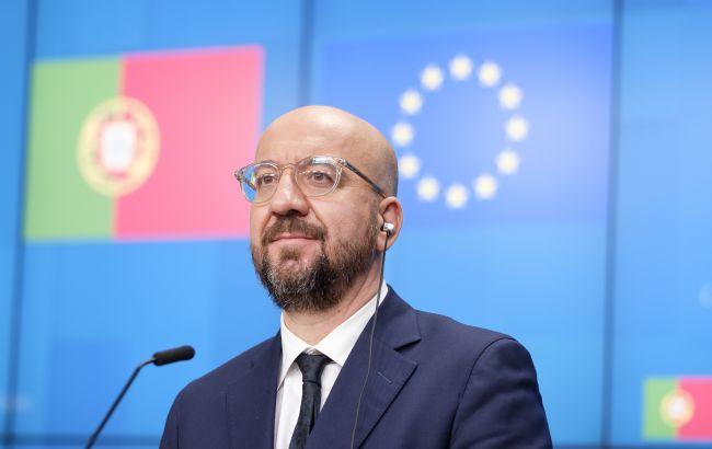 ГоловаЄвроради прибув в Україну. Він з Зеленським відправився на Донбас