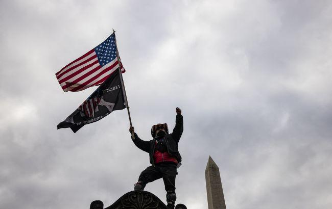 Реакція світу на ситуацію у Вашингтоні