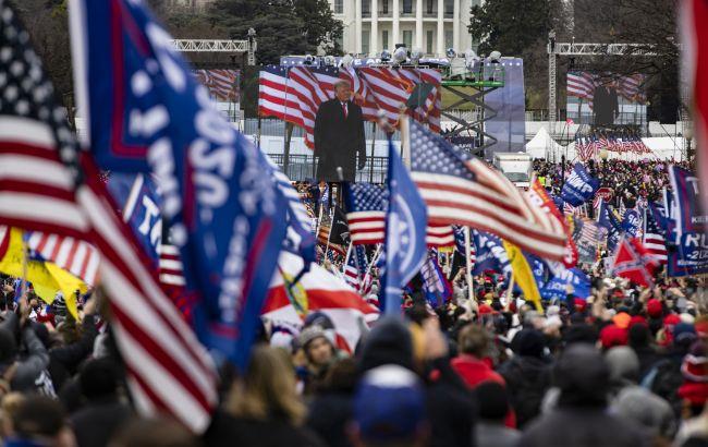 У Вашингтоні почала діяти комендантська година на тлі заворушень