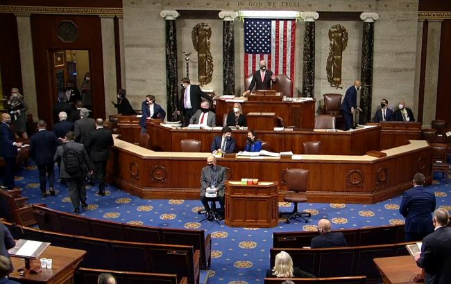 Конгрес збереться за годину. Планують назвати нового президента США