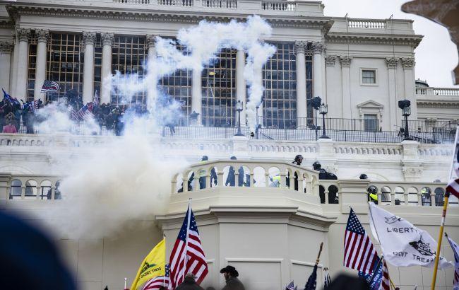 Руководство Конгресса США на фоне протестов перемещают на военную базу
