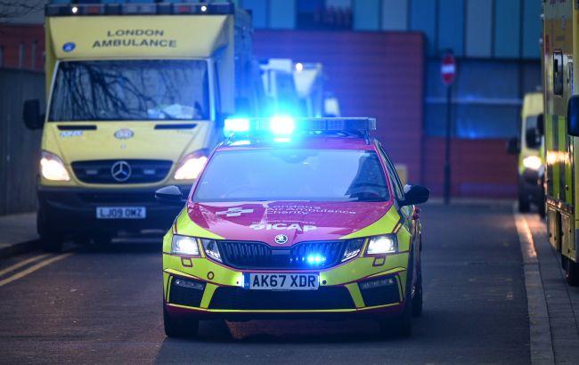 Чотири поліцейських отримали поранення під час протесту проти вакцинації в Лондоні
