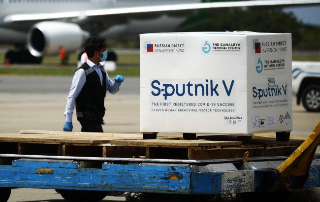 """Россия еще не подавала заявку на регистрацию в ЕС вакцины """"Sputnik V"""""""