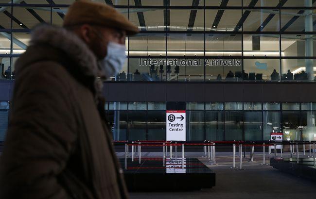 В Британии снова введут карантин для въезжающих в страну