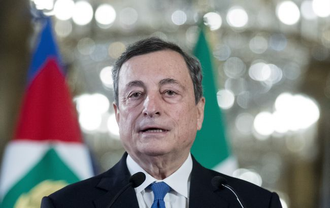 Новое правительство Италии привели к присяге. Его возглавил Марио Драги